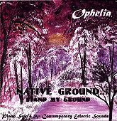 Ophelia Handberry: Native Ground CD